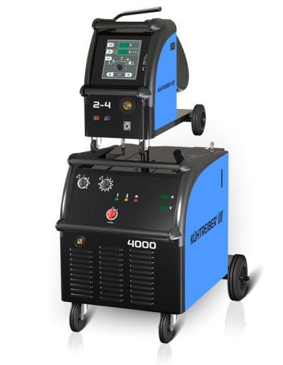 KIT 4000 WS Processor