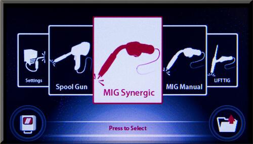 MAKin Multi MIG LCD
